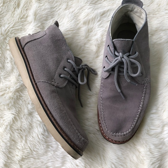 591ee973694cc Toms Shoes | Mens Desert Suede Chukka Boot Sz 85 | Poshmark